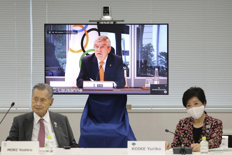 El COI formaliza planes para simplificar los Juegos de Tokio