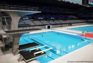 Tokio inaugura complejo acuático con aforo de 15 mil personas