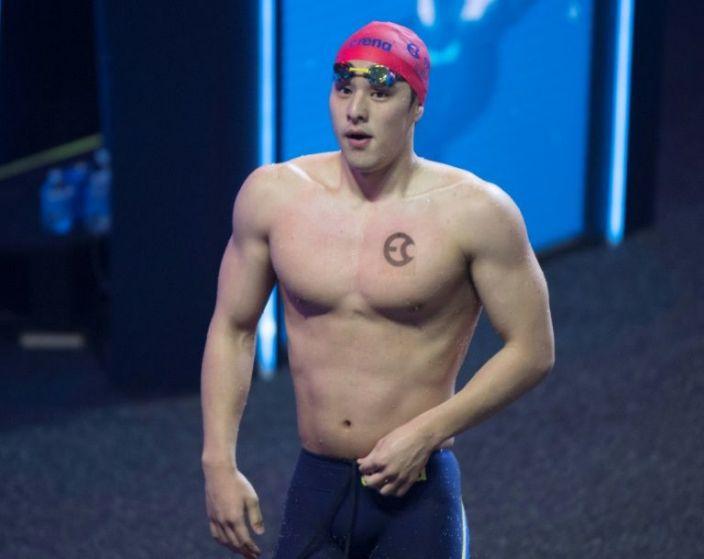 Seto, campeón del mundo de natación, suspendido por adulterio