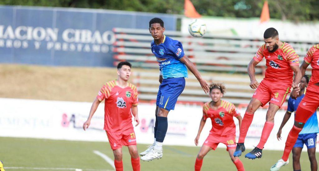Jarabacoa FC y Atlántico FC concluyen empate en fútbol LDF