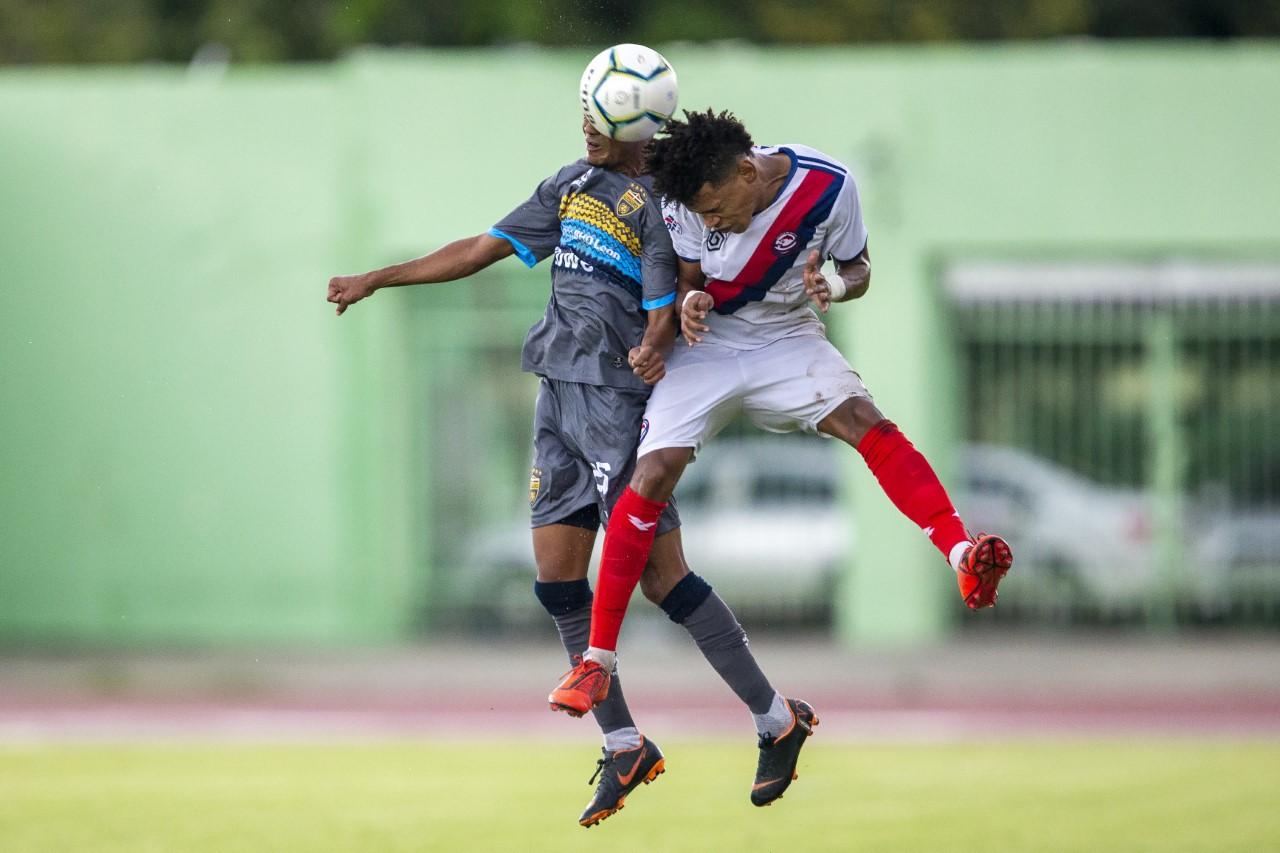 Delfines rescata empate ante Atlético Pantoja en Liga Fútbol