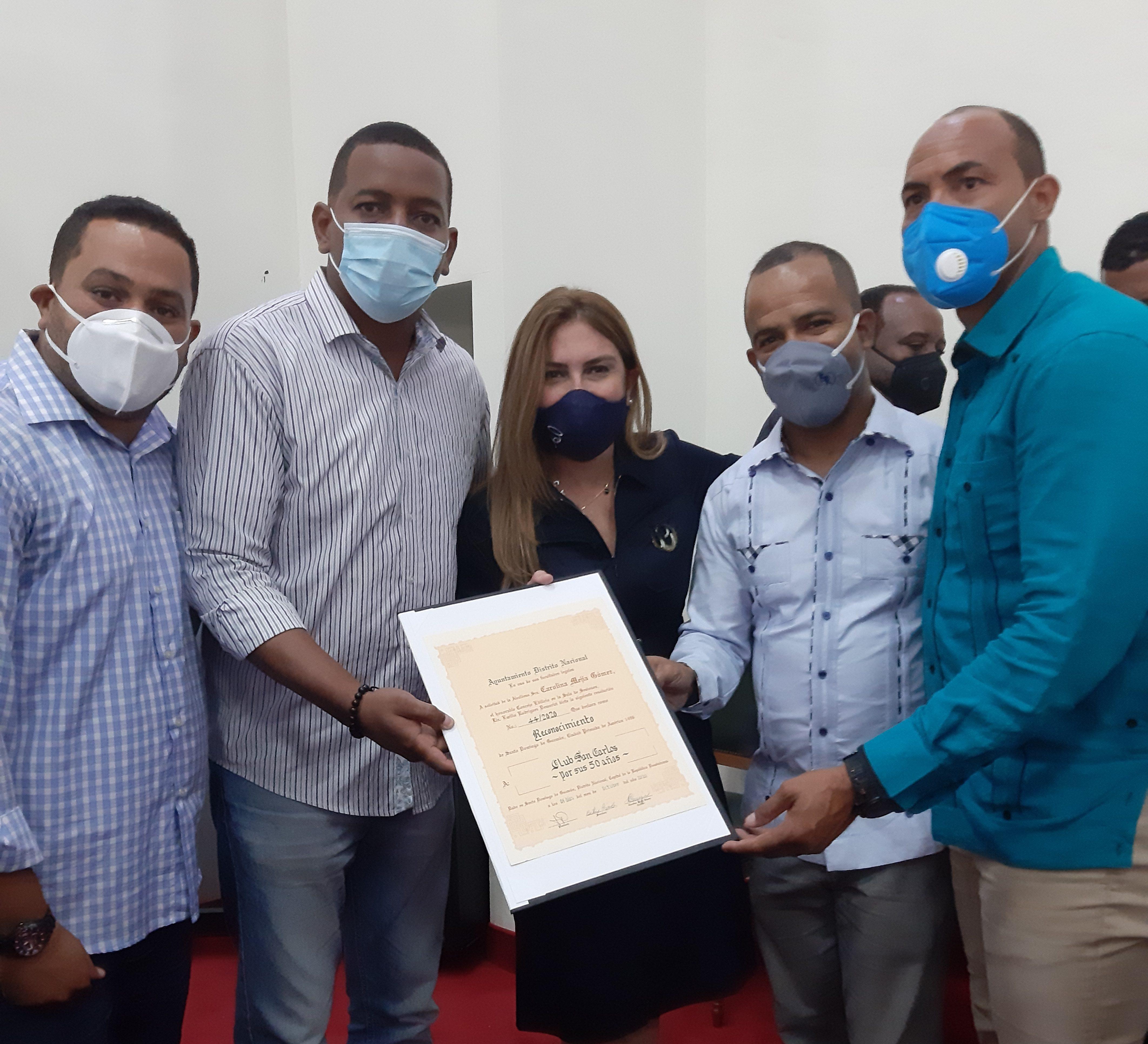 Club San Carlos en coordinación con ADN celebrará desde este domingo su 48 aniversario