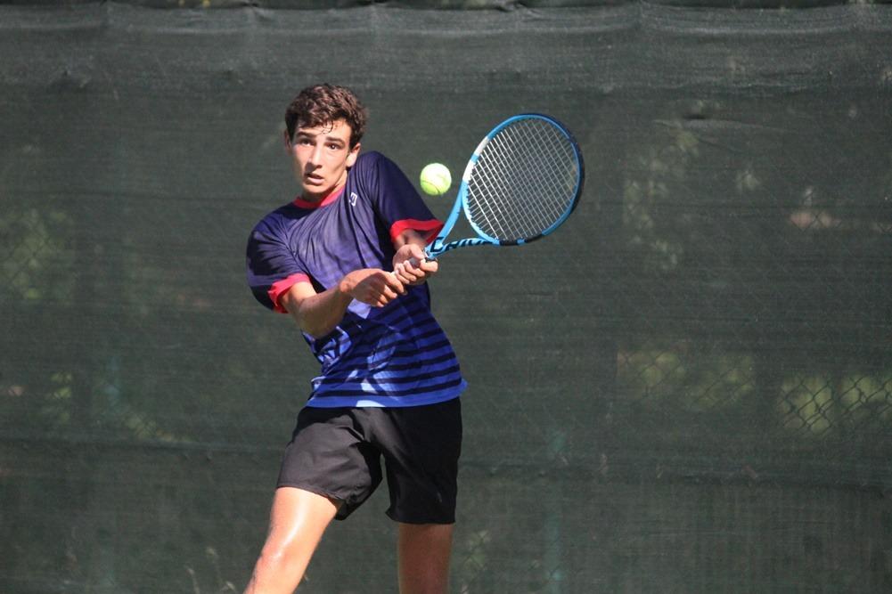 Fiallo y Muñoz, a segunda ronda en Copa Mangulina