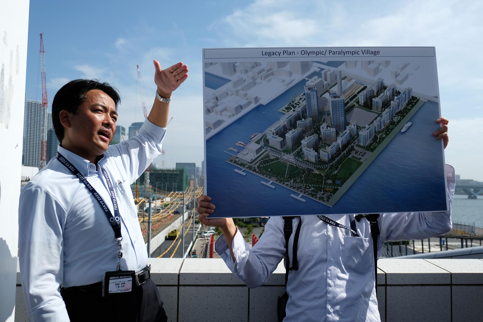 Villa de Atletas Tokio 2021 podría usarse para tratar personas sospechosas de COVID