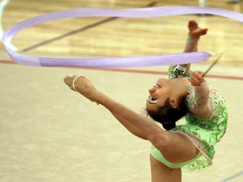 Muere exgimnasta brasileña medallista en Panamericanos de 2007