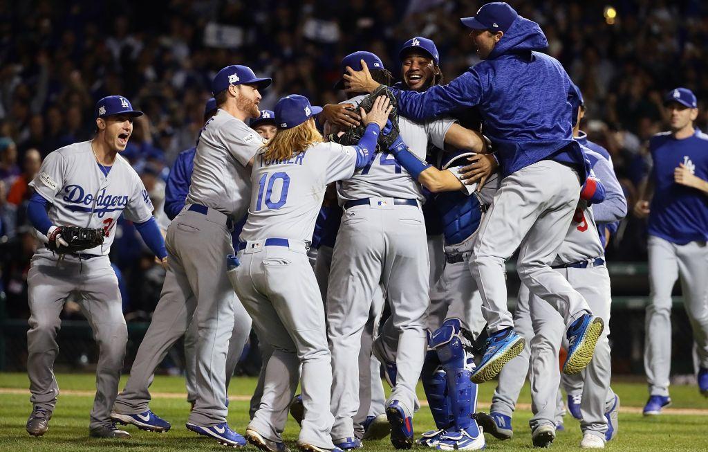 Dodgers y Bravos barren; Yanquis igualan y los Astros avanzan