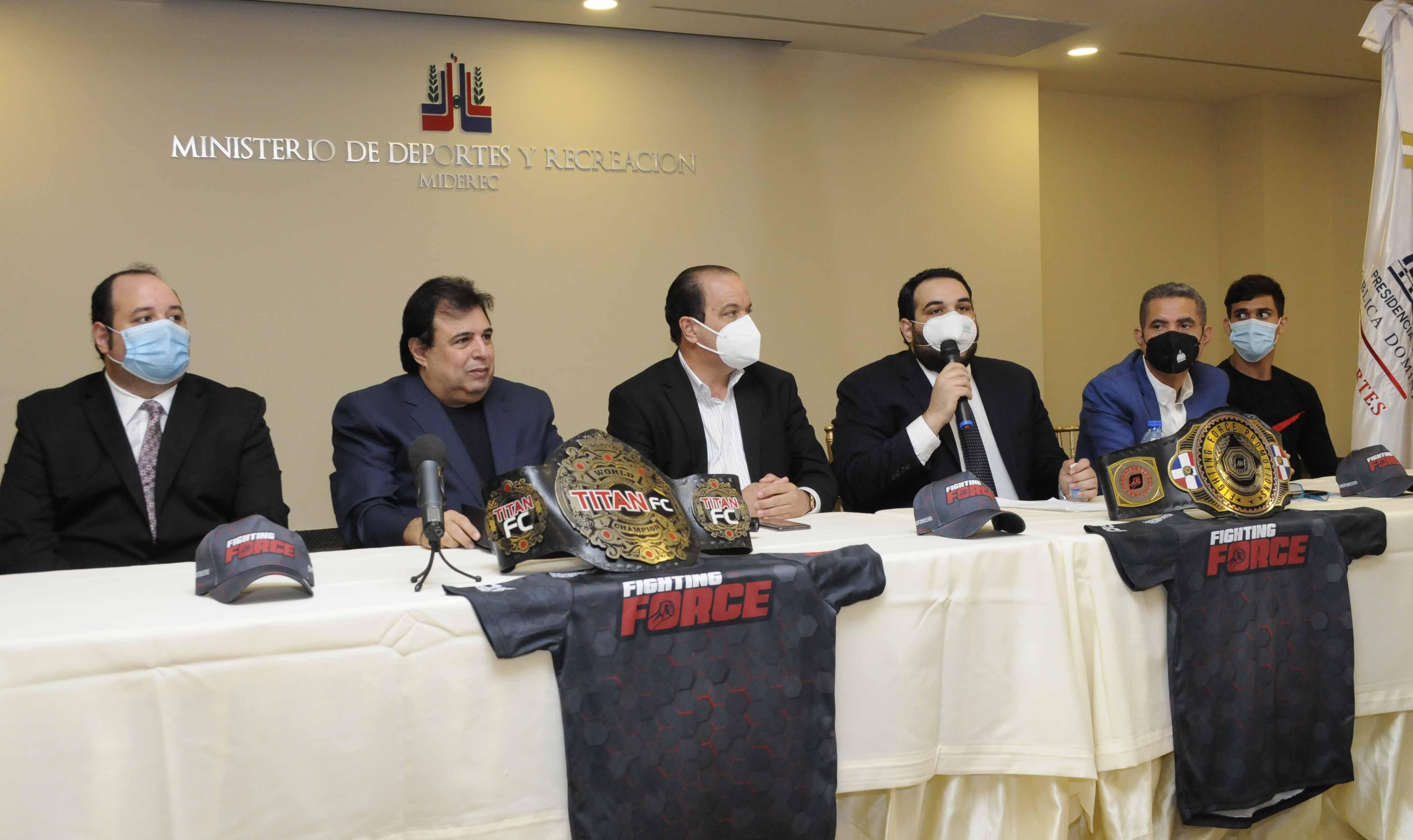 Las MMA celebrarán en noviembre un fin de semana sin precedentes en el país