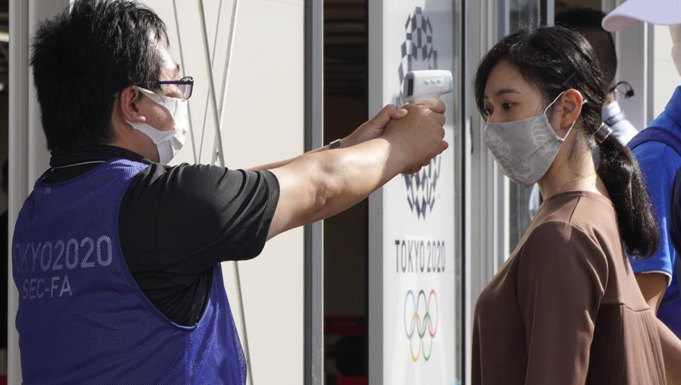 Tokio pone a prueba medidas de seguridad y de prevención covid-19