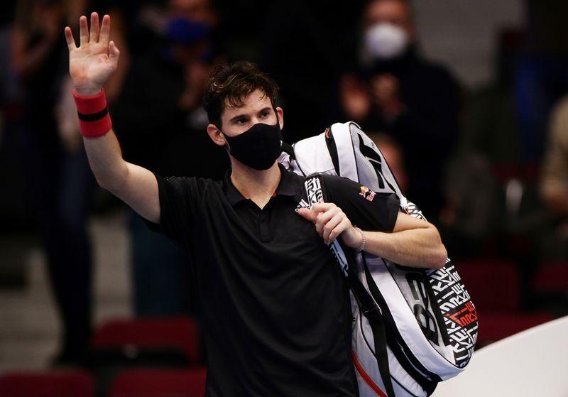 Thiem se suma a Djokovic y no participará en Masters de París