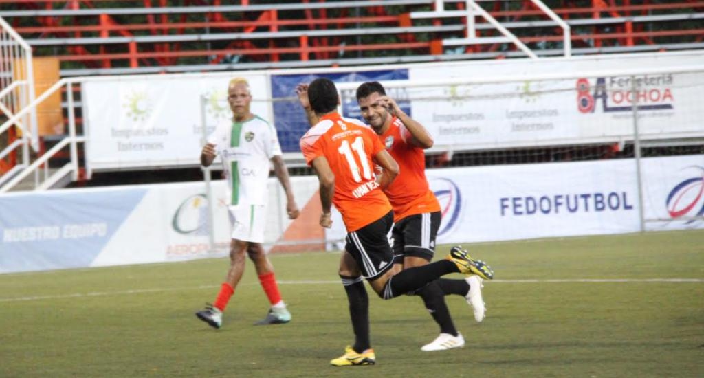 Cibao FC vence a Jarabacoa y domina Circuito Norte torneo LDF