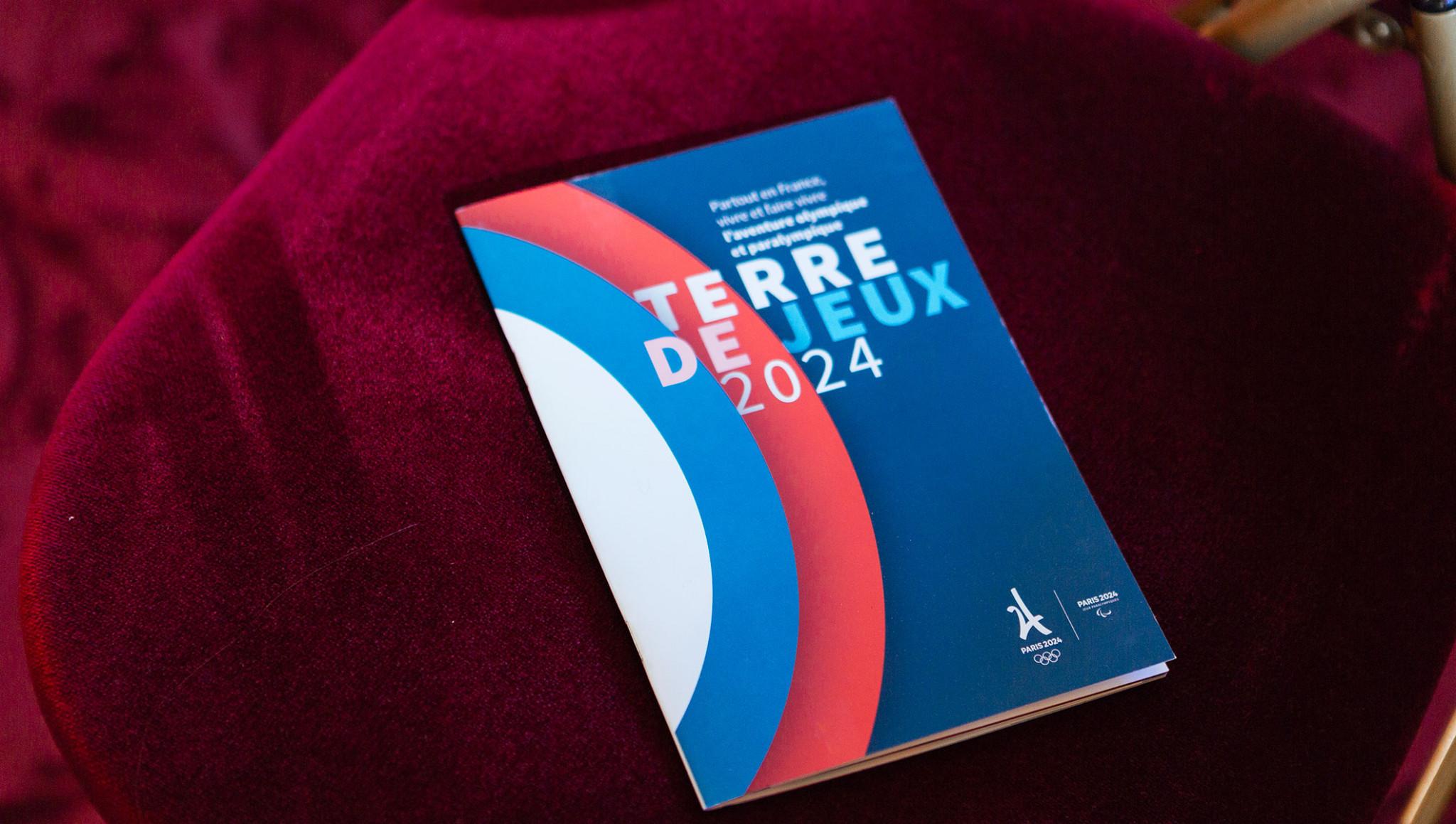 París 2024 publica catálogo del campo de entrenamiento previo a los Juegos