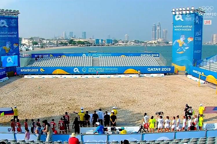 ACNO se prepara para celebrar primer aniversario de primeros Juegos Mundiales de Playa