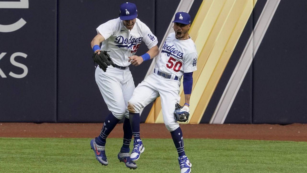 Dodgers apabullan a Tampa y dominan primer partido de la Serie Mundial