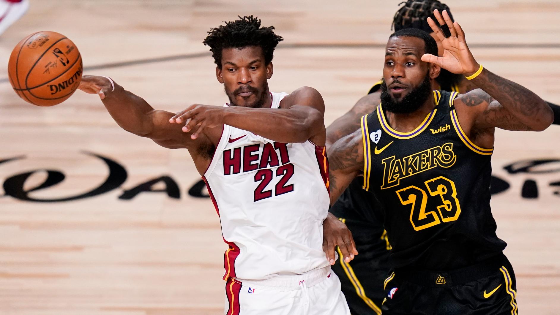 Heat sumó otra victoria y alarga la final de la NBA ante Los Lakers