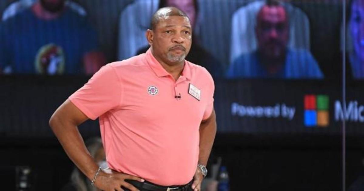 Doc Rivers acuerda ser entrenador de los Philadelphia 76ers