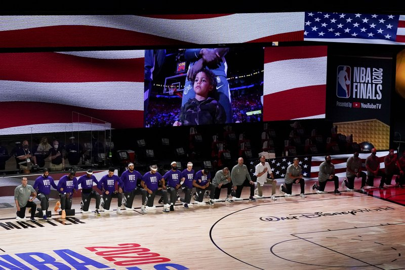La burbuja es el MVP de la temporada de la NBA