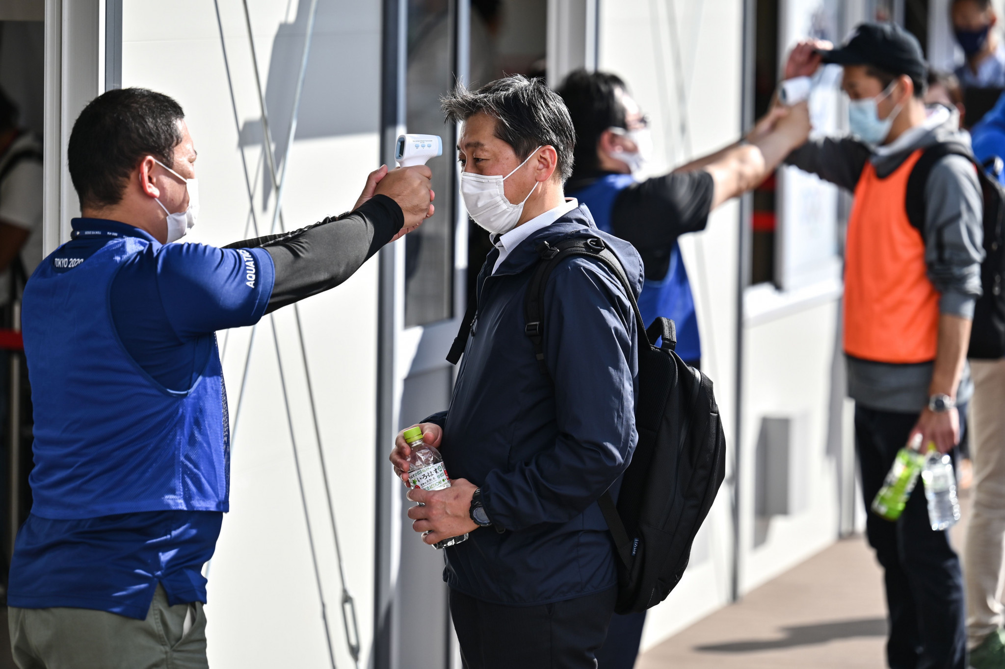 Formación de voluntarios de Tokio 2020 se reanuda después de una pausa de ocho meses