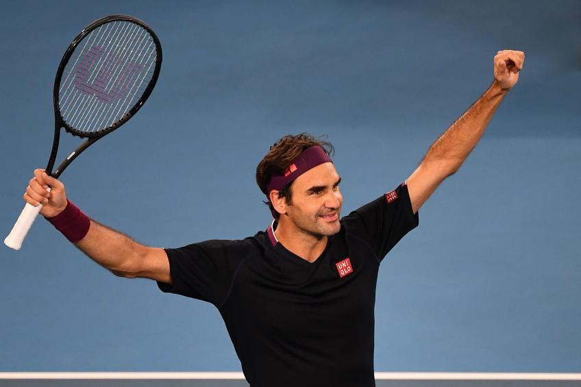 Roger Federer confirma que jugará el Abierto de Australia en el 2021
