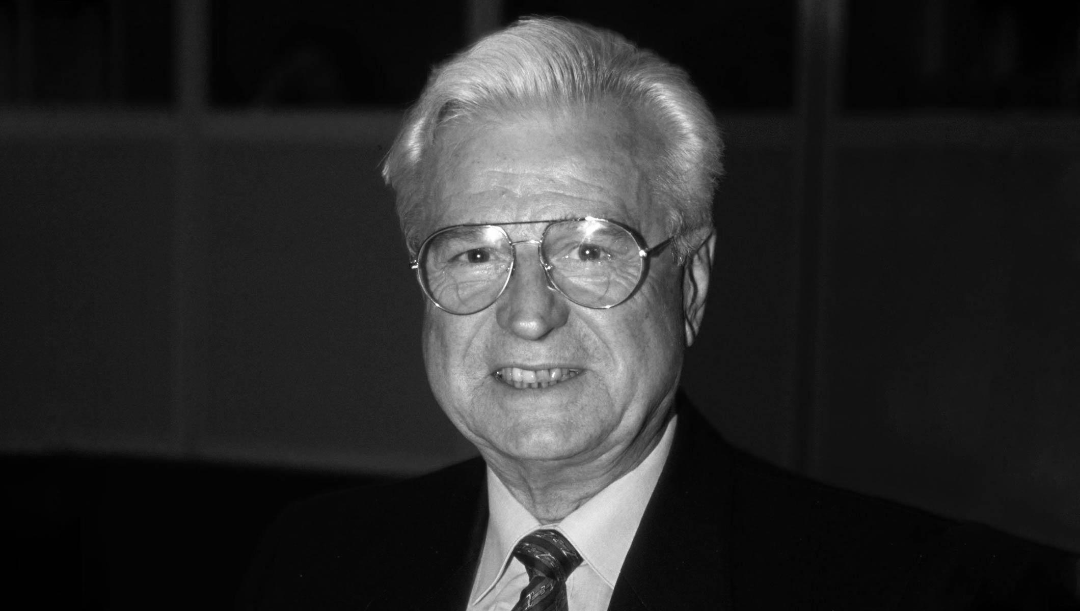 Muere Günther Heinze, miembro honorario del COI