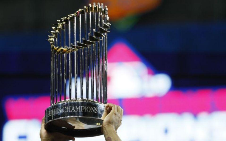 Grandes Ligas dan a conocer horarios de la Serie Mundial 2020