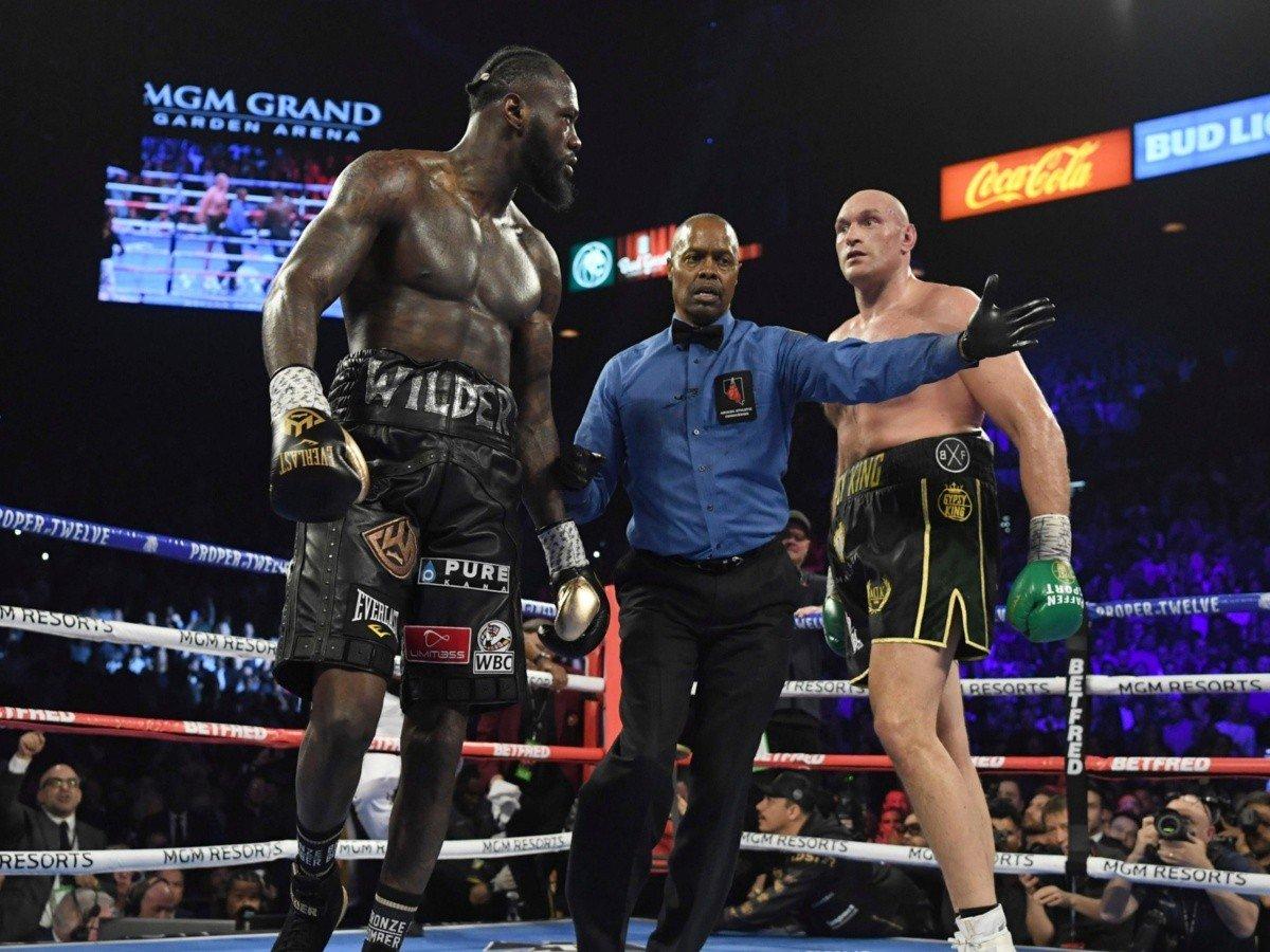 Fury y Wilder no pelearán el 19 de diciembre, buscan nueva fecha