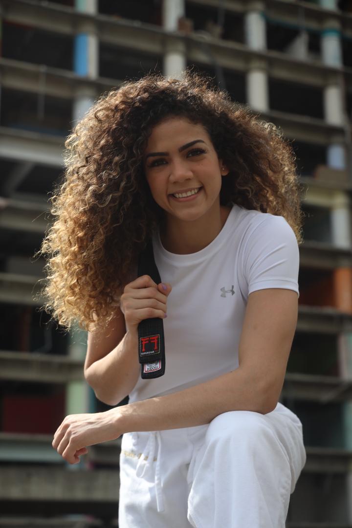 Anriquelis Barrios, una venezolana en Japón que busca estar en Tokio 2020