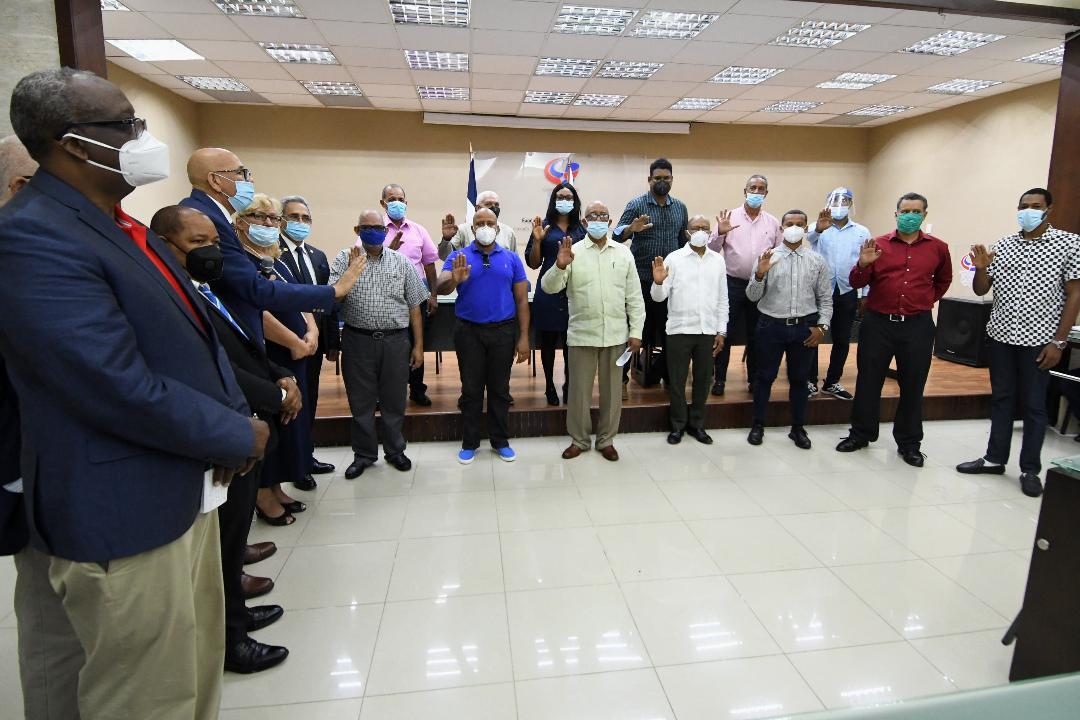 Luis Bernardo Ciprián preside nuevo comité ejecutivo de la FEDOMES