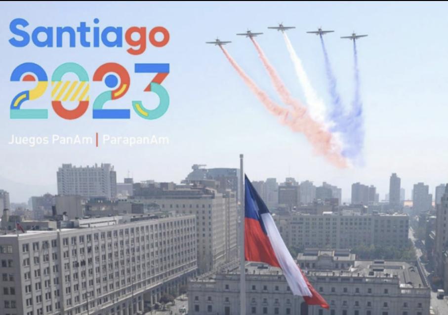 La capital chilena se prepara para albergar por primera vez unos Juegos Panam