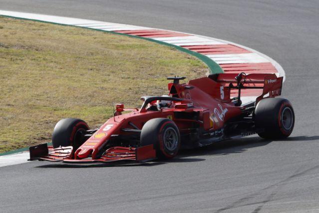 Vettel, otra vez fuera de la Q3