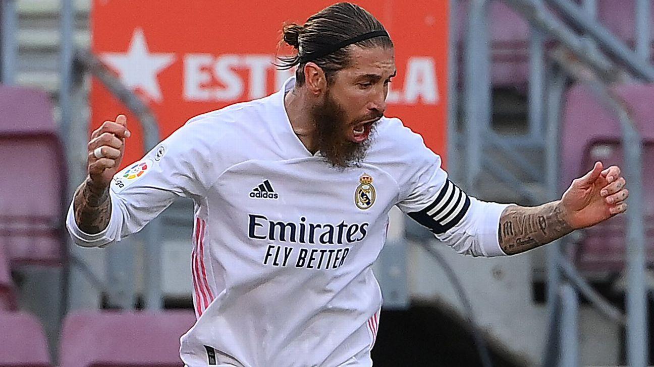 Real Madrid gana primer choque del Clásico en la temporada