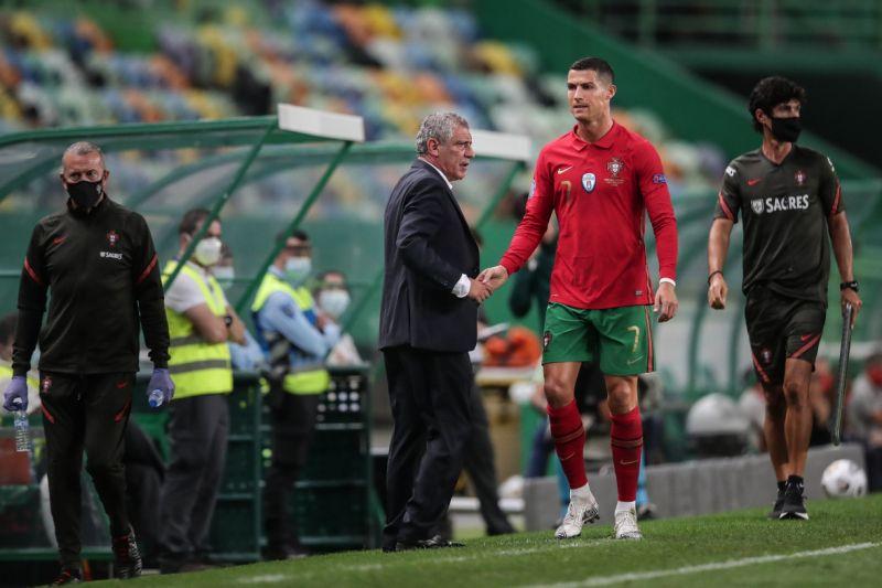 Cristiano Ronaldo, positivo por Covid-19