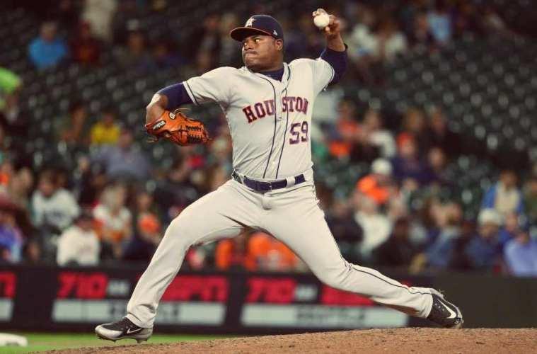 Framber Valdez electo Lanzador del Año en Astros