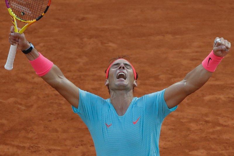 Rafael Nadal avanza a la final en Abierto de Francia