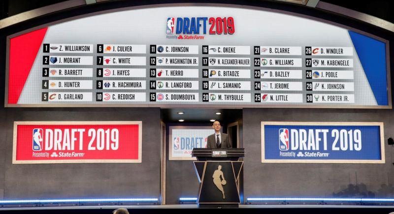 Detroit Pistons ganan la primera selección del draft 2021