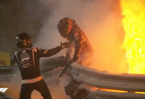 Traje Alpinestars que salvó a Grosjean aguanta temperaturas mil grados