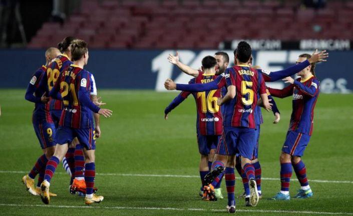 El Barcelona sufre pero vence al Athletic Bilbao