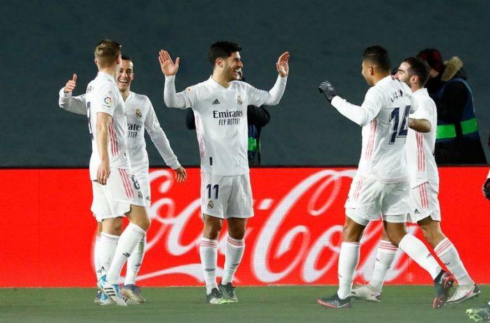 Real Madrid derrota 2-0 al Celta y trepa a la cima de La Liga