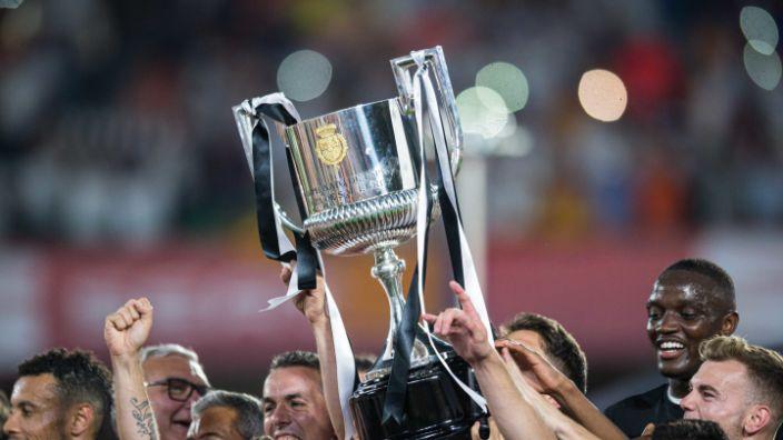 Sorteo Copa del Rey define enfrentamientos de los octavos de final