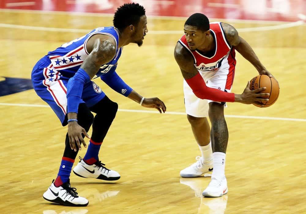 Filadelfia extiende racha ganadora pese a 60 de Beal