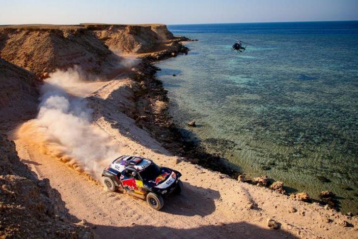 Al Rajhi sorprende a los favoritos en la décima etapa Rally Dakar