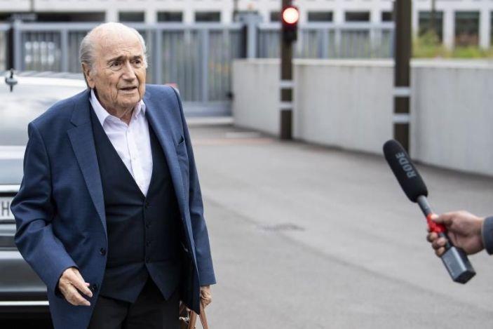 Expresidente de la FIFA Sepp Blatter, hospitalizado en estado grave