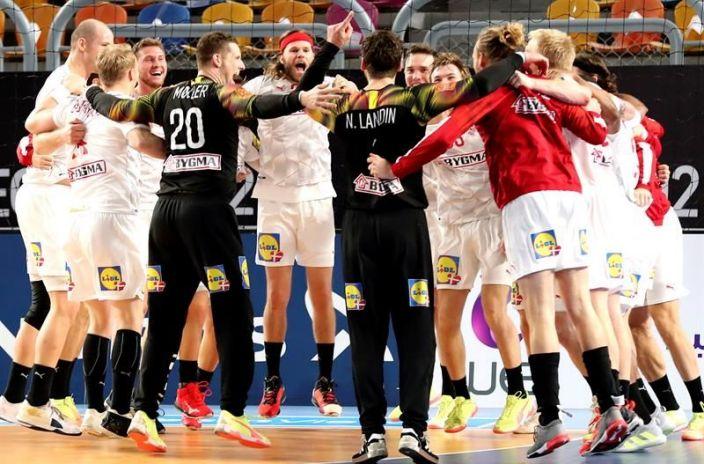 Dinamarca y Suecia pelearán el oro Mundial balonmano Egipto