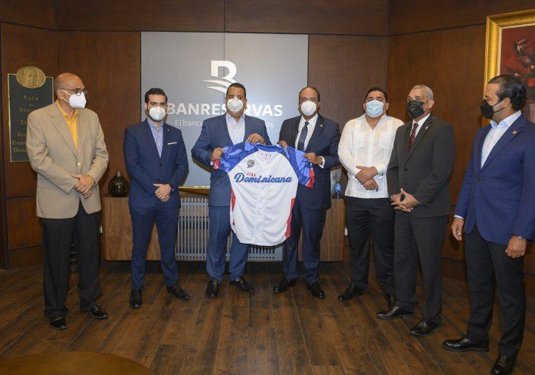 Banreservas anuncia patrocinio oficial equipo dominicano en Serie del Caribe 2021