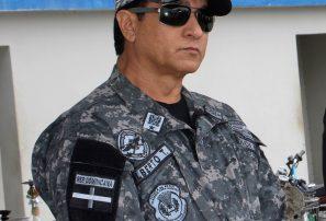 General Then pide a fanáticos de Águilas y Gigantes respetar toque de queda