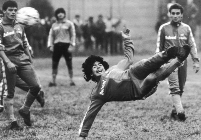 El papa dice Maradona era un poeta en el campo pero un hombre frágil