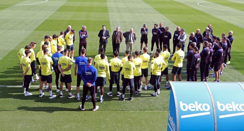 Barça adeuda 197 millones euros en traspasos y dobla su deuda neta en un año