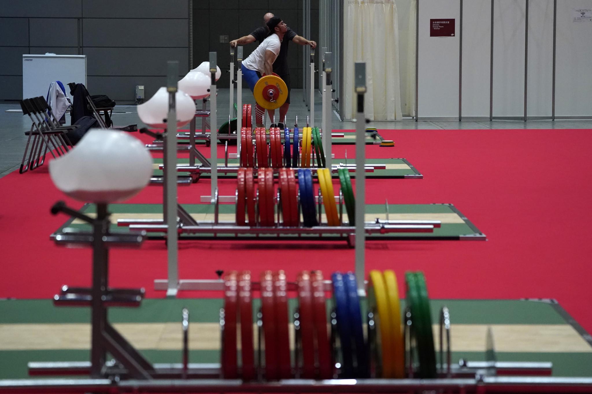 COI muestra preocupación por cambios en las reglas antidopaje de levantamiento de pesas