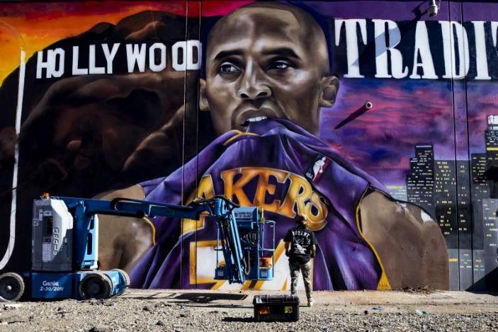 Se cumple este martes un año de la trágica muerte de Kobe Bryant