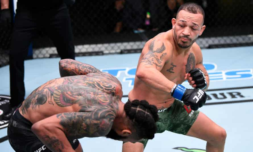 Detienen luchador de la UFC que apuñaló a dos hermanas