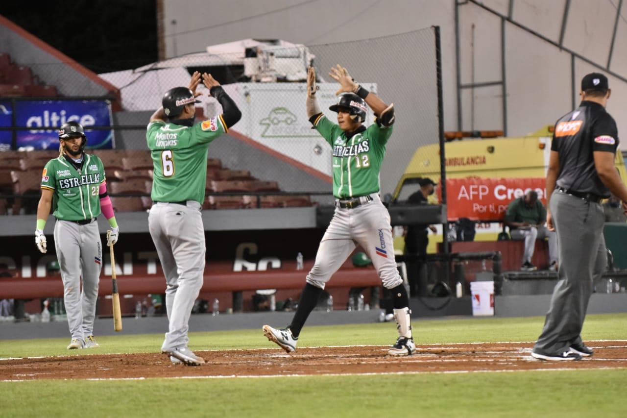 Estrellas regresan semifinal a SPM; Águilas remontan y toman comando de la serie